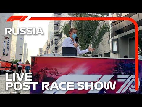 F1 LIVE: Russian GP Post-Race Show