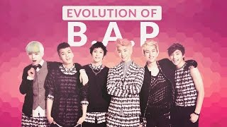 The Evolution of B.A.P (비에이피) - Tribute to K-POP LEGENDS