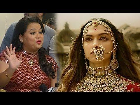 Padmavati Controversy: Bharti Singh FUNNY REACTION