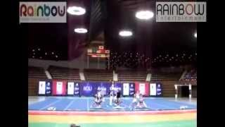 2012 Asia Open Cheerleading Competition-Junior National Team Rainbow