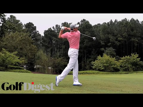 Justin Rose: How To Rip Your 3-Wood – Approach Shots Tips – Golf Digest
