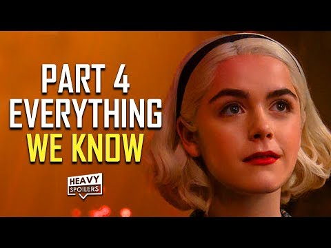 Chilling Adventures Of Sabrina Part 4: Everything We Know So Far | Release Date, Plot, Cast And More