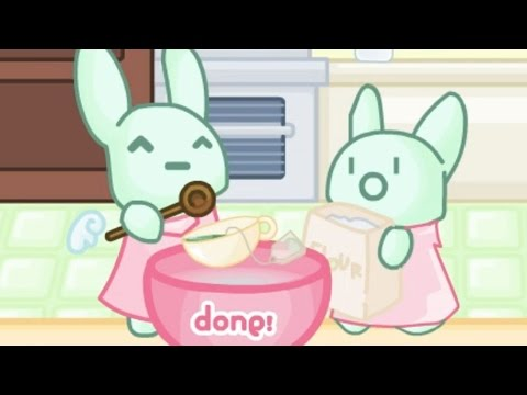 ★☆Bunnies Kingdom Cooking Game Gameplay Fun Cooking Games For Kids★☆