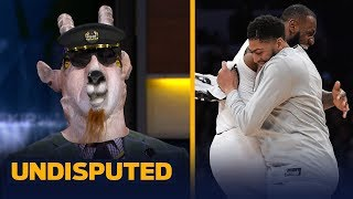 Video Shannon Sharpe guarantees Lakers will win the title after the Anthony Davis trade | NBA | UNDISPUTED MP3, 3GP, MP4, WEBM, AVI, FLV Juni 2019
