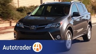 2013 Toyota RAV4: Totally Tested Review - AutoTrader