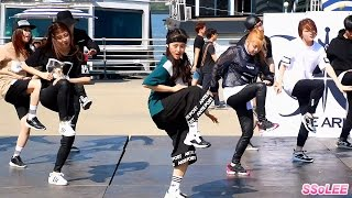 Download Lagu [Fancam] 150524 디아크 (THE ARK) - Call Me Baby (EXO) @ 한강 3pm 직캠 By SSoLEE Mp3