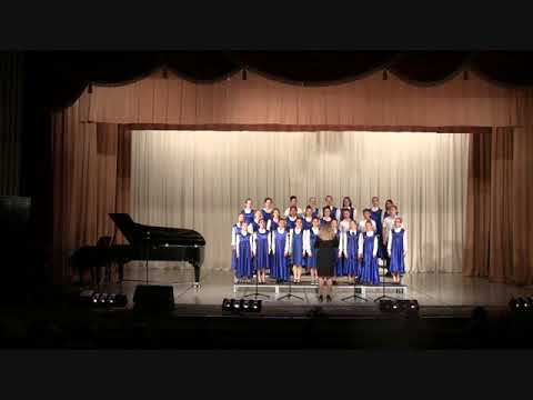 ХVIII открытый фестиваль хоровой музыки \Голоса друзей\ - DomaVideo.Ru
