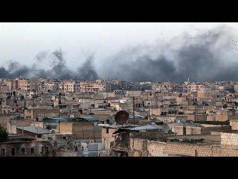 Συρία: Δεκάδες νεκροί και τραυματίες από επίθεση ανταρτών στο Χαλέπι