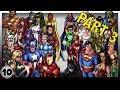 Top 10 Best Superheroes Part 3