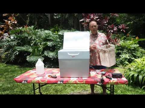 Olomana Gardens Compost Tea Cooker