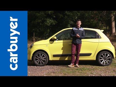 Renault Twingo hatchback 2014 – Carbuyer