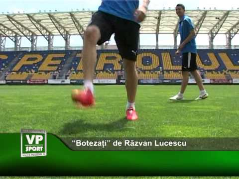 """""""Botezați"""" de Răzvan Lucescu"""