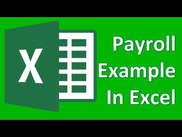 how to calculate payroll in ms excel how to use excel payroll calculator template software by. Black Bedroom Furniture Sets. Home Design Ideas