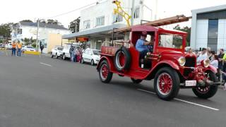 Somerset Australia  city photos gallery : Somerset Christmas Parade, Tasmania, Australia, Dec 4, 2015