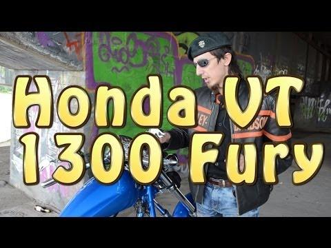 Тюнинг на хонда втх 1300 снимок
