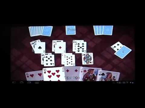 Video of Russian Fool Card Game HD