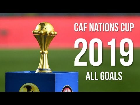 African Nations Cup Egypt 2019 ● All Goals [HD]