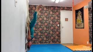 Air Yoga ou Aerial Yoga e seus benefícios