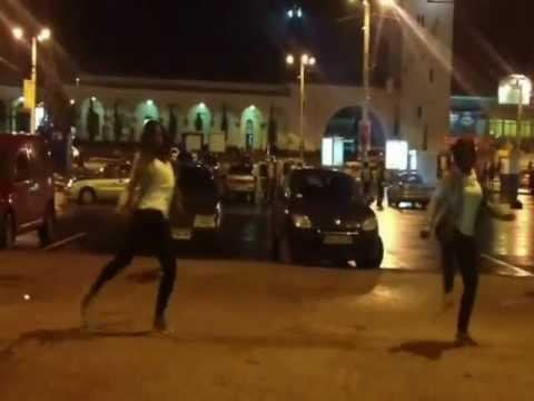 Hardknukz  K9's kokoma dance