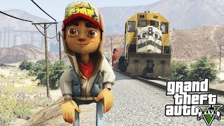 GTA V Jake (Subway Surfers)