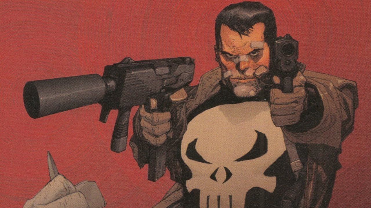 maxresdefault Hero Therapy: Ein Psychologe analysiert den Punisher, Spider Man und Ellen Ripley