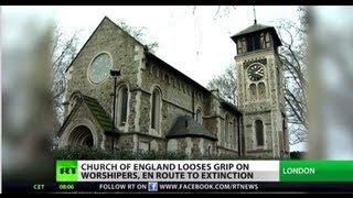 Leap of Faith: Church of England en route to extinction