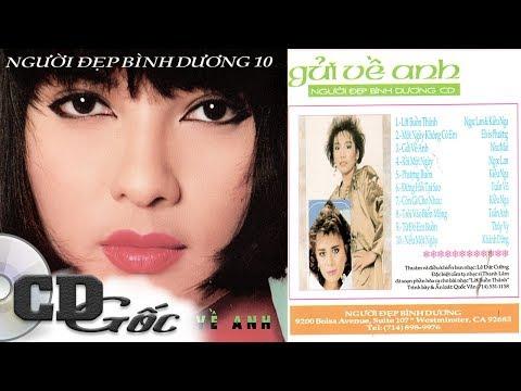 CD NHẠC TUYỂN GỬI VỀ ANH - Ngọc Lan, Kiều Nga - Nhạc Hải Ngoại Sôi Động Hay Nhất - Thời lượng: 50:53.