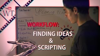 IN OUR NEWEST FILMMAKING 101 SEGMENT, WE SHOW YOU GUYS HOW TO MAKE A FILM, AND WALK YOU THROUGH OUR USUAL WORKFLOW FOR FINDING IDEAS AND SCRIPTING!This video is the first installment of a new mini-series we will be doing this month. The idea of the series is to take you guys through each step of the workflow we use to make a film. We hope you guys enjoyed this first episode, stay tuned for episode 2: choreography and props!SUBSCRIBE for weekly/bi-weekly uploads: http://bit.ly/1fea3eCCheck out some of our other videos:-OUR LATEST FILM AND EPISODE 2 OF OUR ZOMBIE WEB SERIES: https://www.youtube.com/watch?v=aEy50lmEA2k-Filmmaking 101: DIY Props - https://www.youtube.com/watch?v=3aqYkFSa9h4&t=1s -Filmmaking 101: Our Indie Film Gear- https://www.youtube.com/watch?v=IDq2Fm4pm_o&t=31s-Filmmaking 101: Lighting Tutorial- https://www.youtube.com/watch?v=dYO3ltZCUJU&t=3s-Filmmaking 101: How to Make a fight scene- https://www.youtube.com/watch?v=KHlAEsrjKSY&t=2s-ADVANCED MUZZLE FLASH TUTORIAL: https://www.youtube.com/watch?v=TwXQ0t3xDGI-- CHECK US OUT ON SOCIAL MEDIA!!:OUR FACEBOOK-http://on.fb.me/MB5wqDOUR INSTAGRAM-@wartorn_productionsStay Awesome, and have a blessed week guys!Music from Epidemic Sound (http://www.epidemicsound.com)