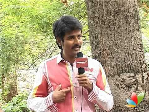 Siva Karthikeyan talks about Kedi Billa Killadi Ranga |  Tamil Comedy | Next Movie