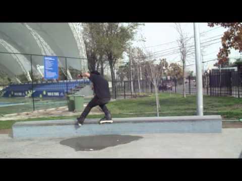 La Puente Roller SkatePark Amador Donoso