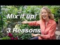 Mix It Up in a Small Garden | 3 Reasons | VlogMix It Up in a Small Garden | 3 Reasons | Vlog<media:title />