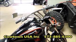 10. 2009 Kawasaki Vulcan 900 Custom