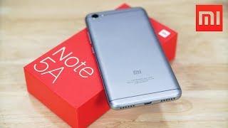 Video Xiaomi Redmi Note 5A - Unboxing & Benchmarks! MP3, 3GP, MP4, WEBM, AVI, FLV November 2017