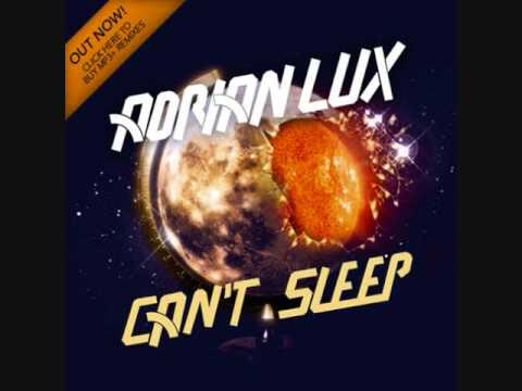 Adrian Lux - Can't Sleep (Marcus Schossow Pres 1985 Remix)