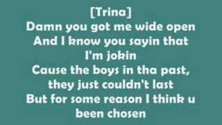 Video Trina ft. Keyshia Cole- I Got a Thang for You w/lyrics MP3, 3GP, MP4, WEBM, AVI, FLV Juni 2018