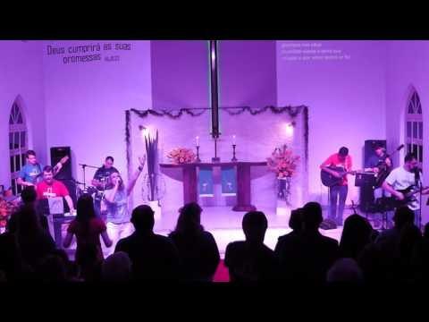Noite de Louvor – Grupo Alicerce – Vim para adorar-te