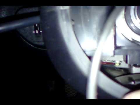 BMW E36 Signalhorn test