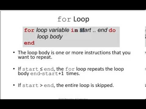 functions and loops in ruby