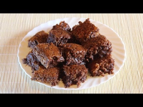 Brzi kolač bez jaja / COCOA EGLESS CAKE