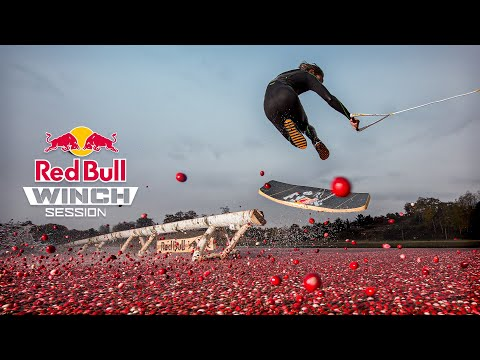 redbull - The winch crew travel to Manitowish Waters, Wisconsin, for one of the most aesthetically pleasing wakeskating sessions you will ever see. Watch what happens ...
