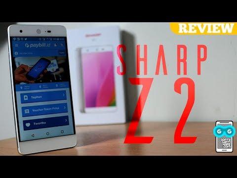 Review SHARP Z2 - Kata Siapa SHARP Cuma Bikin AC sama TV?
