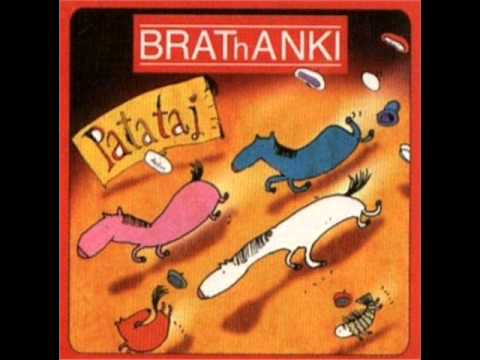 Tekst piosenki Brathanki - W lesie co jest blisko sadu po polsku