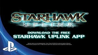 Starhawk Uplink YouTube video