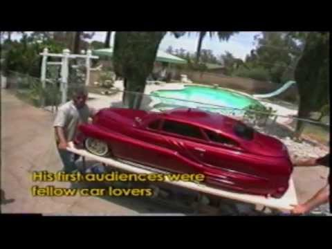 casket - This is our Cruisin Casket Car Shaped Casket Invention segment featured on