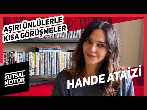 Hande Ataizi   Vestel Sunar: Aşırı Ünlülerle Kısa Görüşmeler #37