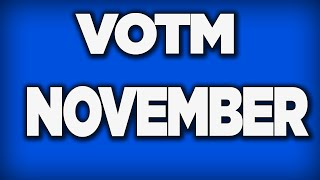 Viewer Of The Month - November 2014