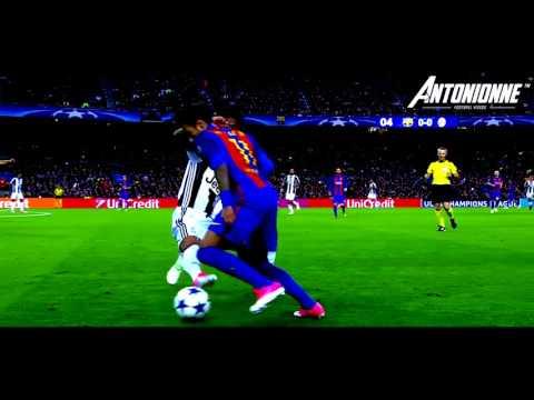 Neymar Dribles 2017 ● Ousadia Brasileira para PARIS HD (видео)
