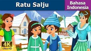 Ratu Salju - Cerita Untuk Anak-anak - Animasi Kartun - 4K - Indonesian Fairy Tales