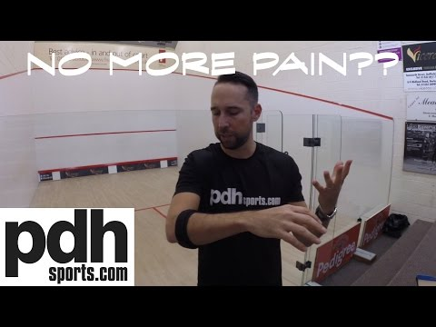Nike Pro Combat Tennis/Golf Elbow Band 2.0 review by PDHSports.com