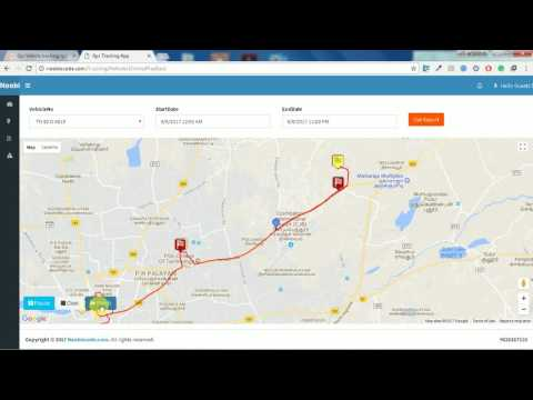 Tracking2u - GPS Vehicle Tracking System